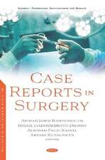 Case Report in Surgery