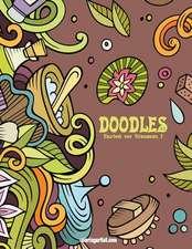 Doodles Kleurboek Voor Volwassenen 2