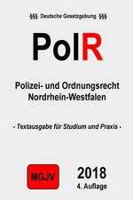 Polizeirecht Nrw