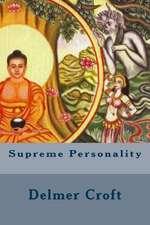 Supreme Personality