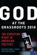 GOD AT THE GRASSROOTS 2016 THEPB
