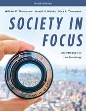 SOCIETY IN FOCUS AN INTRO TO SPB