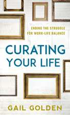 CURATING YOUR LIFE THE END OF