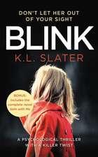 Blink: Includes the bonus novel Safe with Me