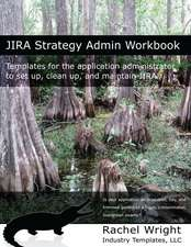 Jira Strategy Admin Workbook