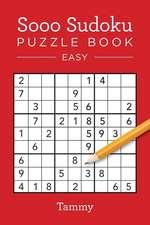 Sooo Sudoku Puzzle Book