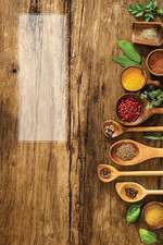 Herbs & Spices 2 Recipes