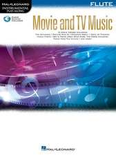 Movie and TV Music for Flute: Instrumental Play-Along Series [With Access Code]