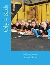 Oly 4 Kids Training Journal