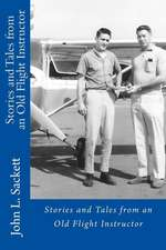 Stories and Tales from an Old Flight Instructor