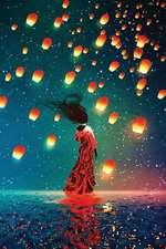 The Illusionist's Lanterns Journal