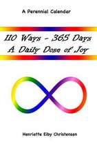 110 Ways 365 Days