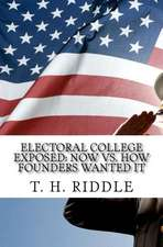 Electoral College Exposed