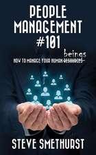 People Management #101