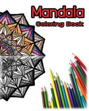 Mandala Cololing Book