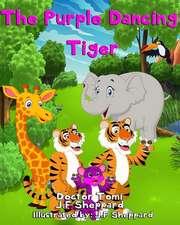 The Purple Dancing Tiger