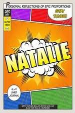 Superhero Natalie