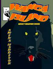 Wanga Island Adult Graphic Book