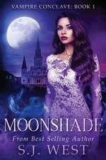 Moonshade (Book 1, Vampire Conclave)