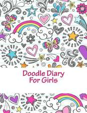 Doodle Diary for Girls