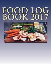 Food Log Book 2017