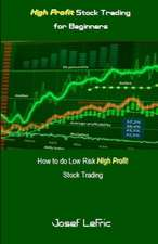 High Profit Stock Trading for Beginners