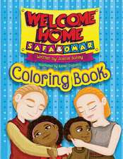 Welcome Home Safa and Omar - Coloring Book