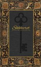 Shhhecret Password Book