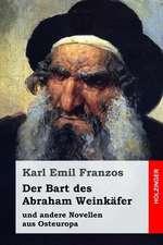 Der Bart Des Abraham Weinkafer