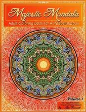 Majestic Mandala - Volume 1