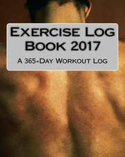 Exercise Log Book 2017
