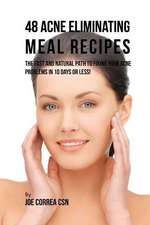 48 Acne Eliminating Meal Recipes