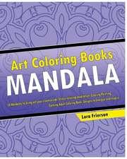 Art Mandala Coloring Book