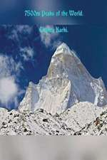 7500m Peaks of the World.
