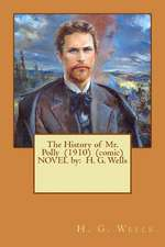 The History of Mr. Polly (1910) (Comic) Novel by