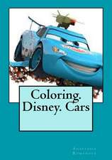 Coloring. Disney. Cars