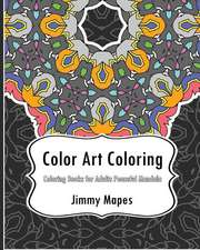 Color Art Coloring Book