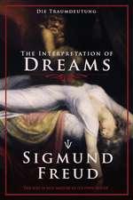 The Interpretation of Dreams