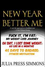 New Year, Better Me