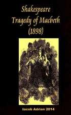 Shakespeare Tragedy of Macbeth (1898)