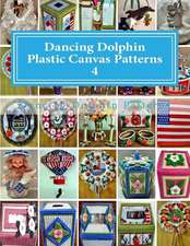 Dancing Dolphin Plastic Canvas Patterns 4