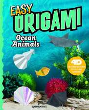 Easy Origami Ocean Animals