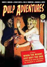 Pulp Adventures #25