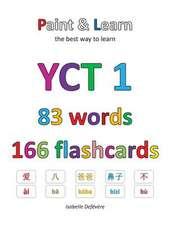 Yct 1 83 Words 166 Flashcards