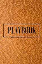 Playbook Keep Your Eye on the Ball - Workout Chart