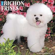 2019 Just Bichons Frises Wall Calendar (Dog Breed Calendar)