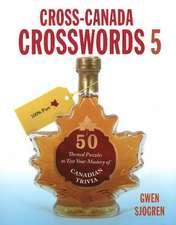 Cross-Canada Crosswords 5