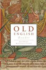 Old English Reader