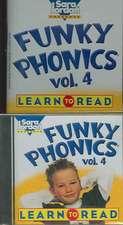 Funky Phonics Volume 4