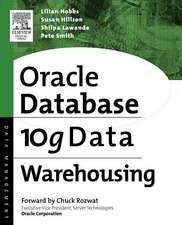 Oracle 10g Data Warehousing